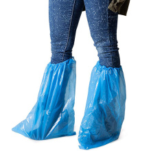 Disposable long boot shoe cover