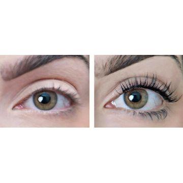 New Castor Oil Eyelash + Brow Rapid Growth Serum Eyelash Serum