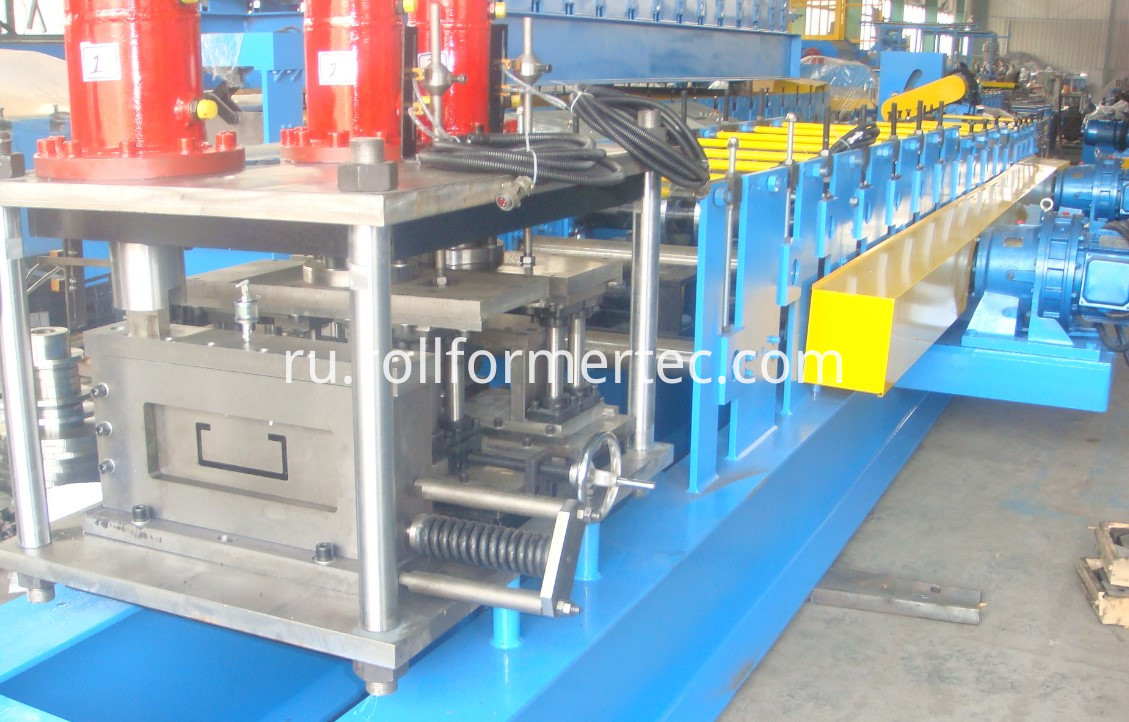C purlin rolling machine (1)