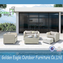 Bagong Design PE Rattan Patio Muwebles