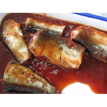 Herring Fish Canned In Vegetable Oil