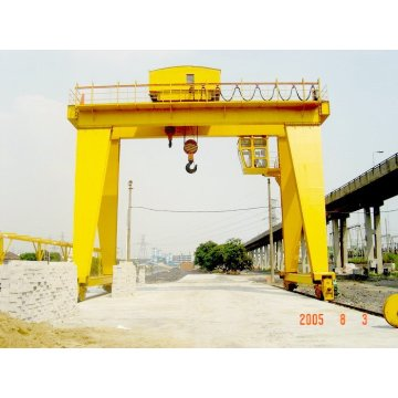 100 ton double girder traveling gantry crane price