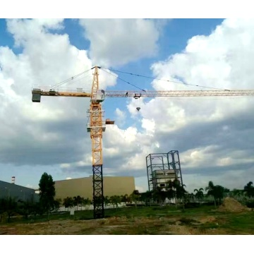 flat top tower crane advantages