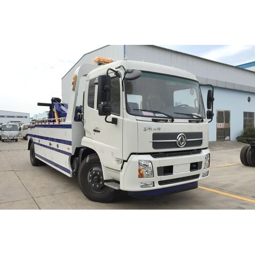 Brand New Dongfeng Luxurious 25tons Heavy Duty Towers