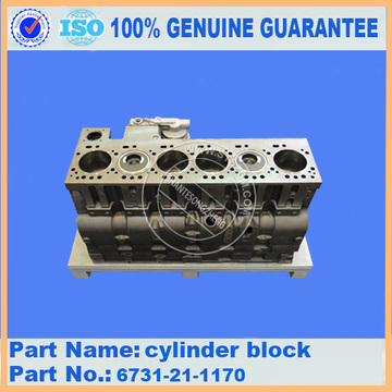 Cat cylinder block ass'y 294-1725 for Cat 320D C6.4