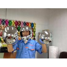 plastic helmet vacuum metalizing machine