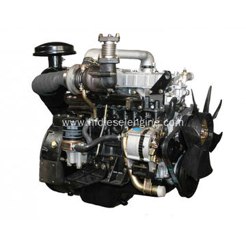 water cooled ISUZU diesel engine 34kw engine 4jb1t