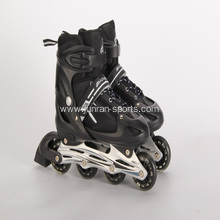 PU Flash Inline Skate With Semi Soft Toe