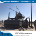 Lube Oil Recycle distillation plant
