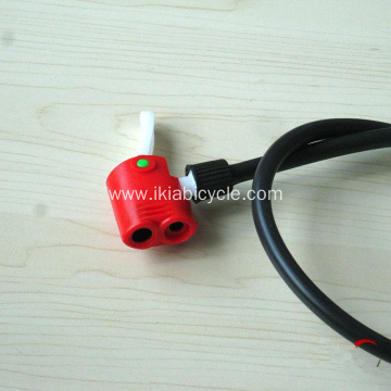 Plastic Pump Nozzle Inflatables for Bicycle
