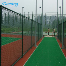 sports court used pvc chain link wire mesh