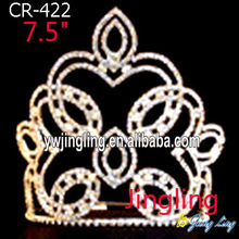 2018 Tall Gold Pageant Crown