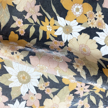 Silver Face Cotton Fabric
