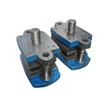 Professional sheet metal mould for cookware