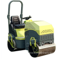 New double drum vibration road roller MINI sales