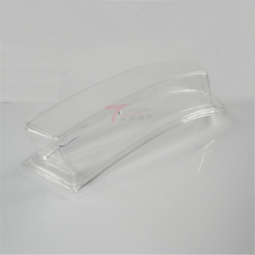 PMMA Transparent Automotive Lamp Shade Car Headlight Shade