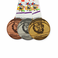 Custom sport game award medals set