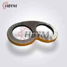 Concrete Pump Wear Plate Spectacle And Ring