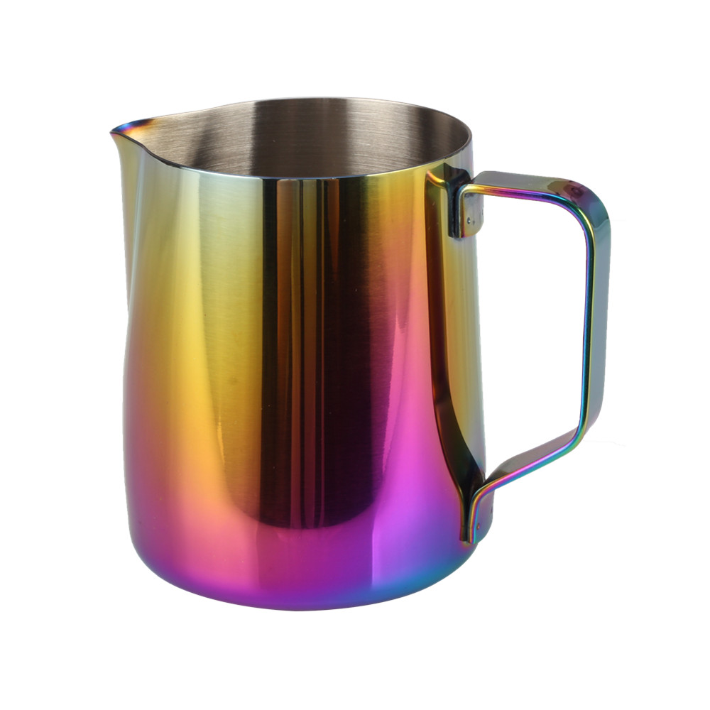 Colorful Food Grade Stainless Steel Milk Cup
