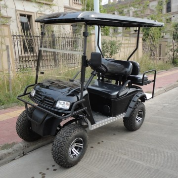 Small Cheap Electric 6 Seater Golf Carts