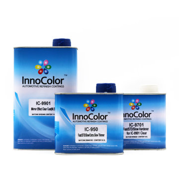 Innocolor Hardener Clear Coat Set For Car Paint