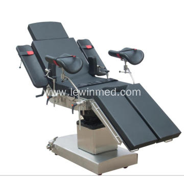304 Medical Use Stainless Steel Electric Operating Table