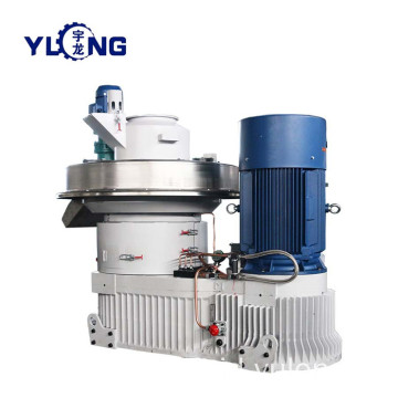 YULONG XGJ560 1.5-2TON / H Beech Wood Pellet press