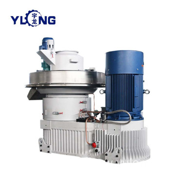 XGJ560 Biomass Agriculture Crop Wastes pellet machine