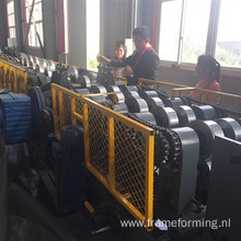 sigma w purlin roll forming machine