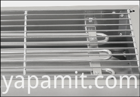 High temperature resistant baking net