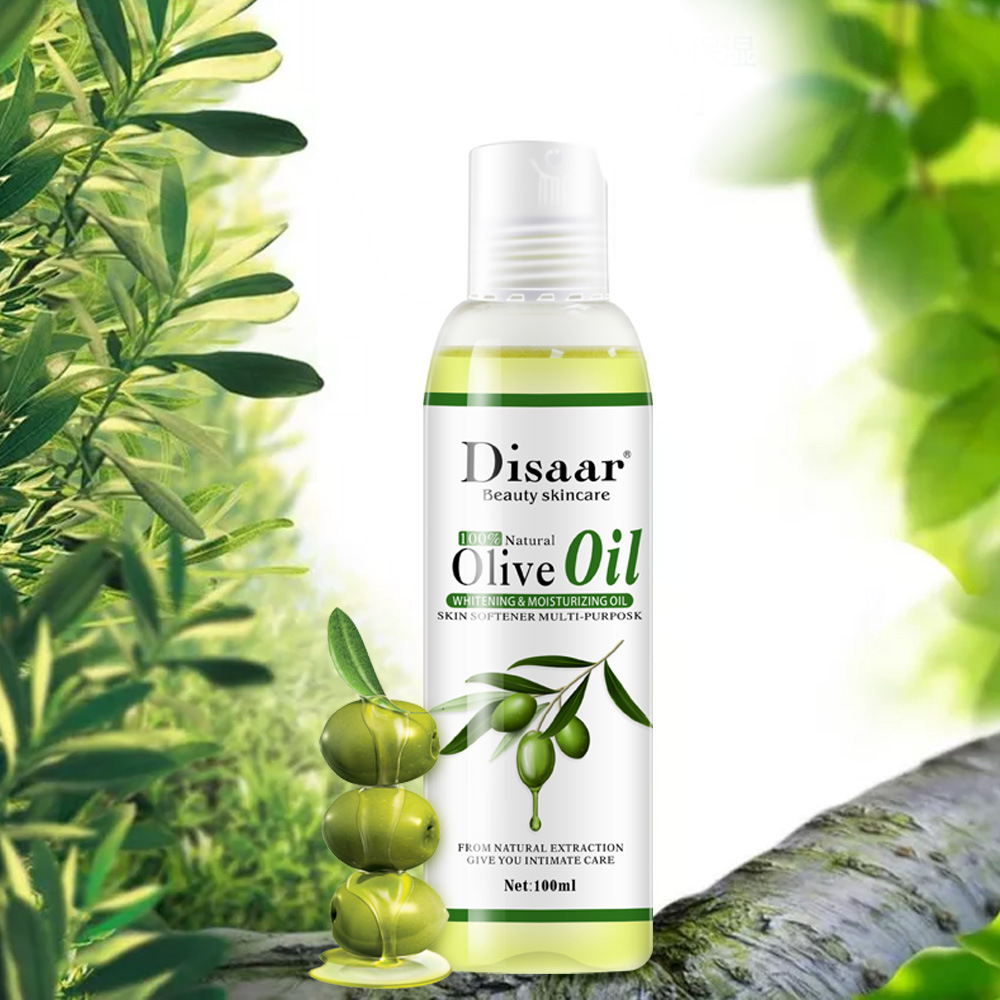 Olive Oil Nourishing Dry Skin SPA Relaxing Body Massage Essential Oil Face Care Anti-Aging Whitening Moisturizing Anti-wrinkle