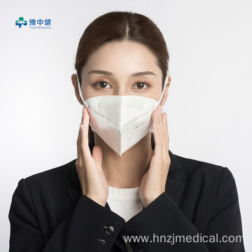 5ply Non Woven Fabric Medical Protective FFP2 Mask