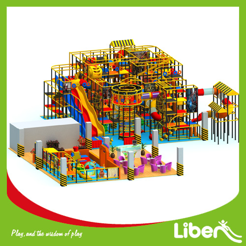 Cool indoor amusement playground