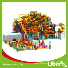 Indoor playground house frame parts