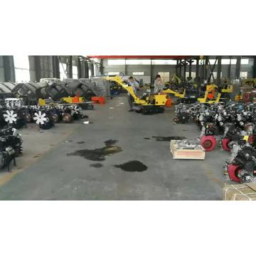 Super mini excavator sunward sumitomo parts