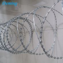 Factory Low Price Concertina Razor Barbed Wire