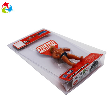 Thermoforming slide card toys double blister pack