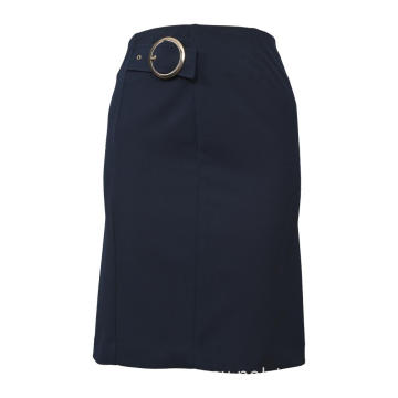 Solid Color Female Autumn Skirt
