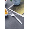 White Disposable PP Plastic Fork