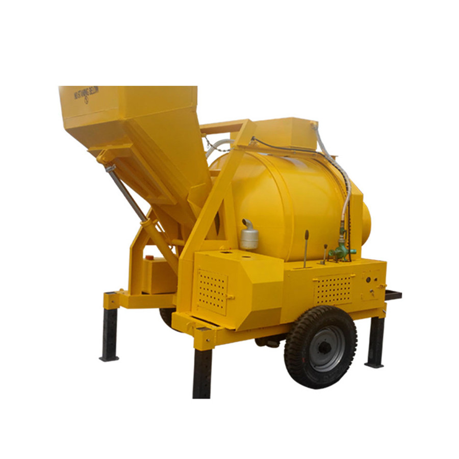Jzc Concrete Drum Mixer 2