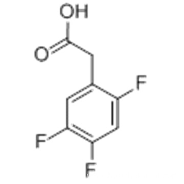 2,4,5-Trifluorophenylacetic acid CAS 209995-38-0