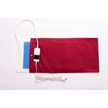 UL Approved Moist/Dry Body Heating Pad with LCD Display 8 Heat Settings 6 Timer Settings King Size