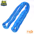 High Quality Soft 8Ton Endless Polyester Round Sling