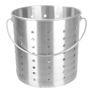 Stainless Steel Drained Bucket
