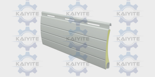 pu foam shutter door profile