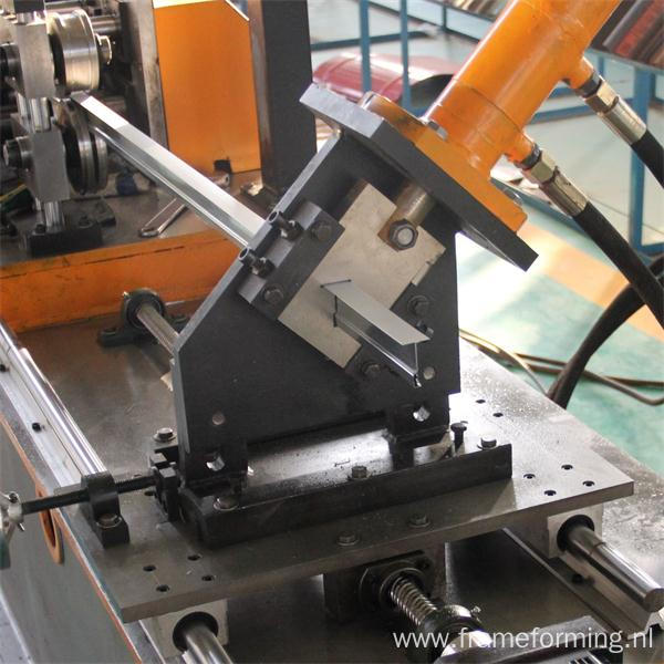 Automatic ceiling T- Grid making machinery