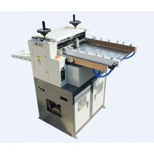 ZXYW-320 automatic paper embossing graining machine