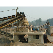 Sand And Gravel Production Equipment From Granite Limestone