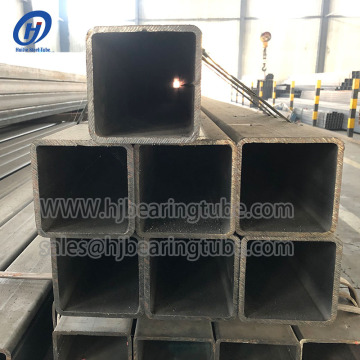 BS EN10210-1 ERW Rectangle Pipe S275NLH