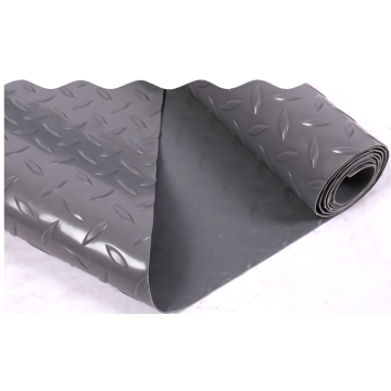 Wholesale PVC mat floor FOAM WITH THIN SILK
